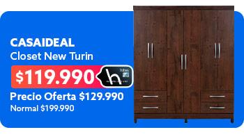 Closet New Turin en hites.com