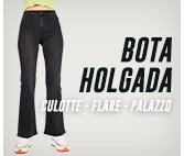 BOTA HOLGADA CULOTTE - FLARE - PALAZZO hites.com