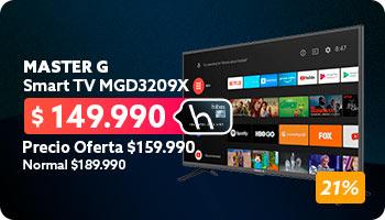 Smart TV MGA3200