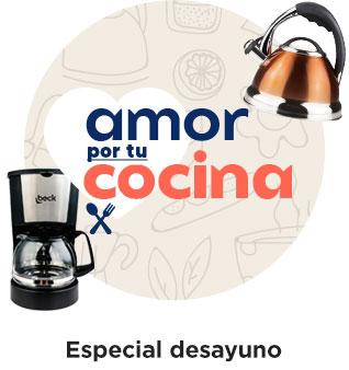 Amor por tu cocina / desayunos en Hites.com