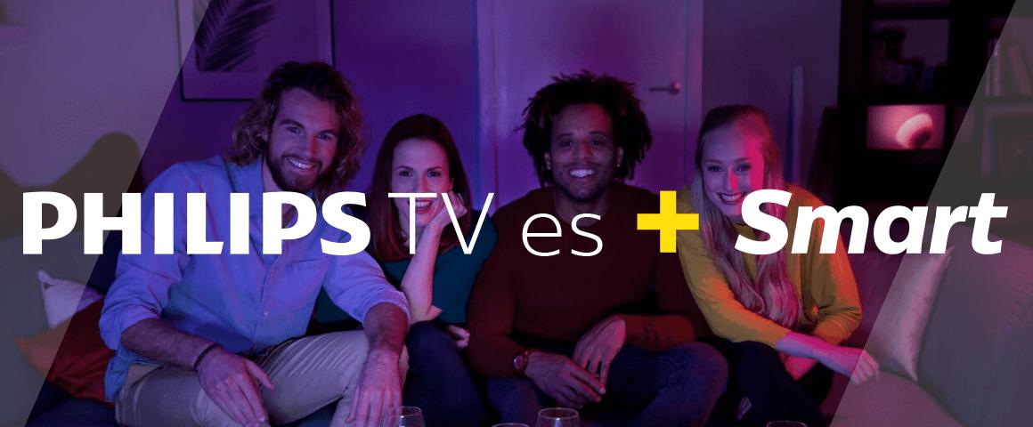 philips tv es + smart