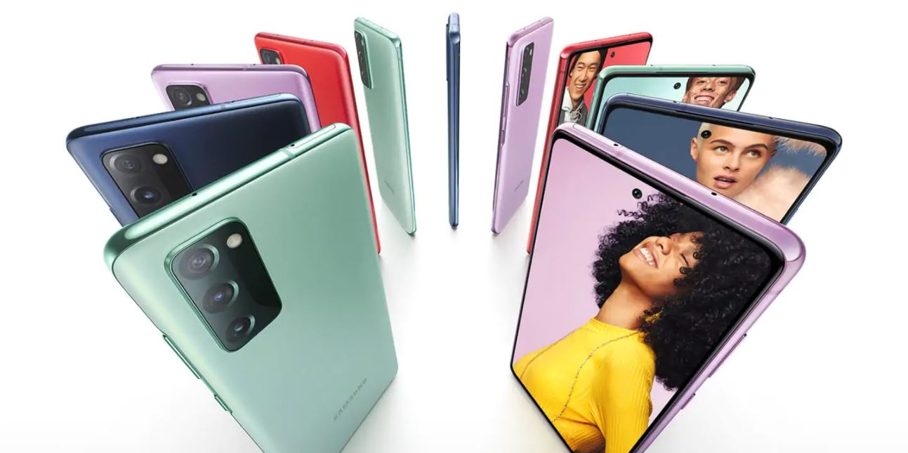 Samsung Galaxy S20FE, Cloud Lavender
