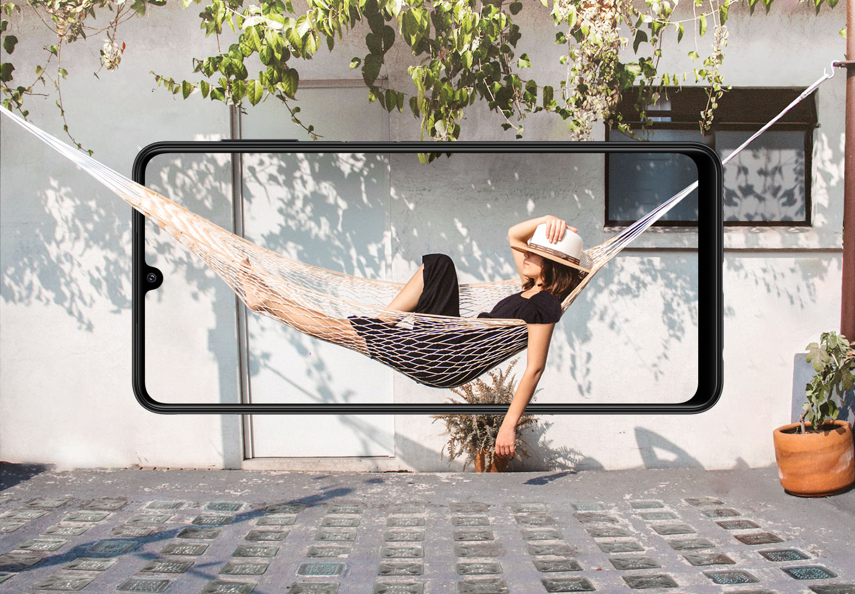Samsung Galaxy A22, 128GB, Blanco