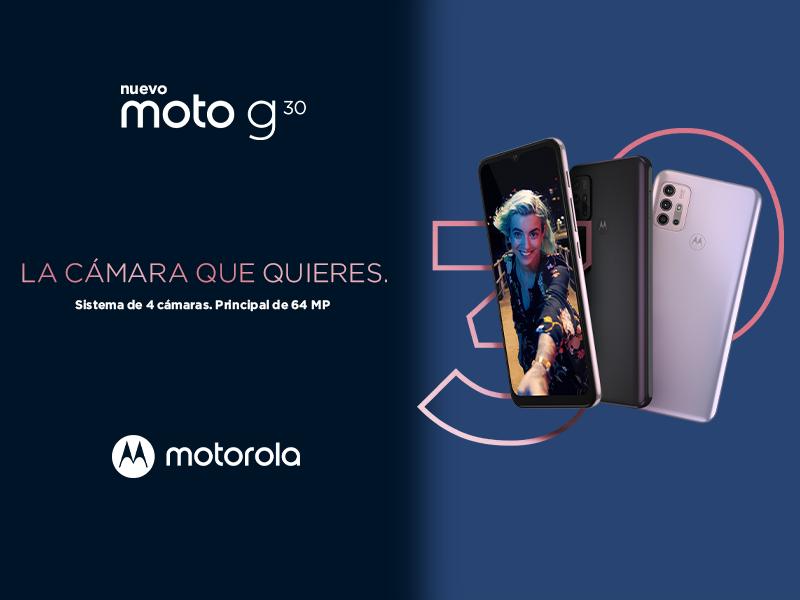 smartphone moto G30
