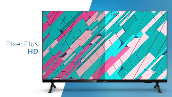 Pixel Plus HD.