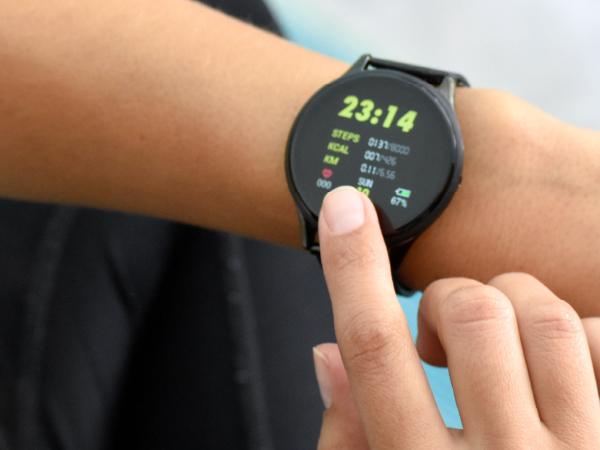 Smartwatch Lhotse SW88 funciones deportivas
