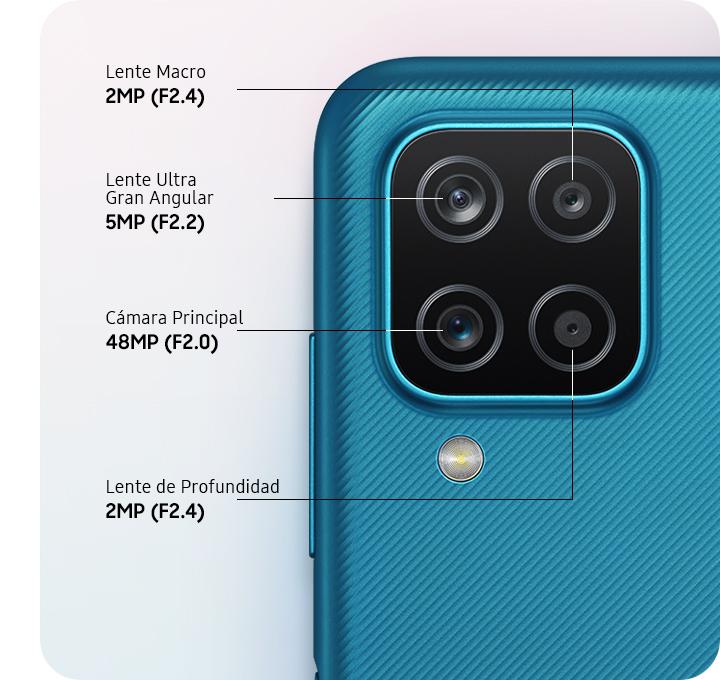 Mejora el nivel de tus fotos con la cámara cuádruple