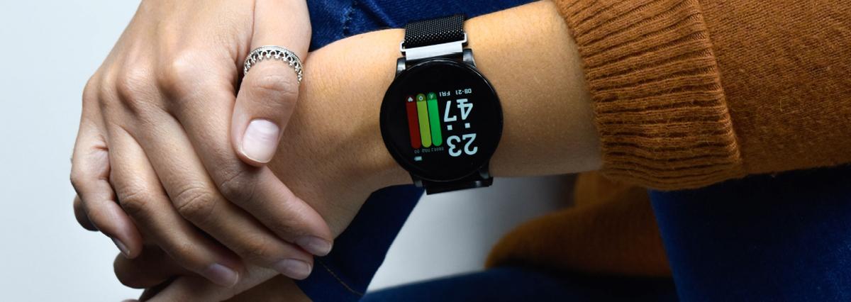 Lhotse Smartwatch Reloj Inteligente