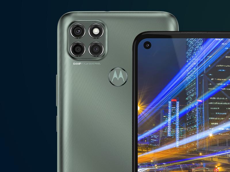 smartphone moto G9 Power, Captura imágenes de alta resolución