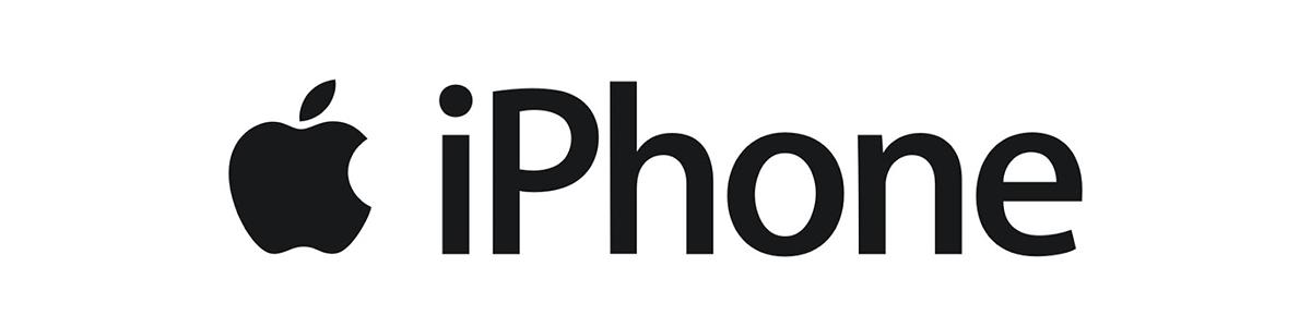 logo apple iphone