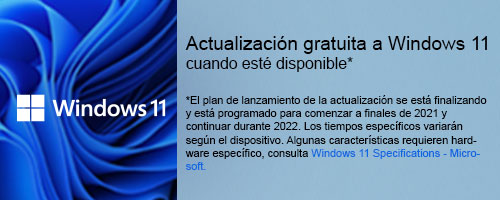 actualización gratuita de windows 11