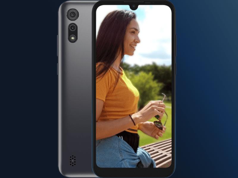 smartphone moto e6i, Sistema de doble cámara trasera + modo retrato