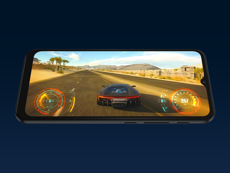 smartphone moto G30, Pantalla de 90 Hz