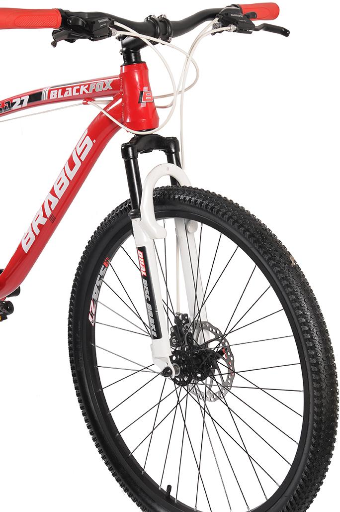 BICICLETA BRABUS BLACKFOX 27
