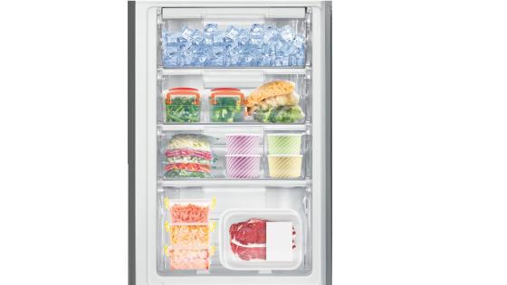 Freezer inferior